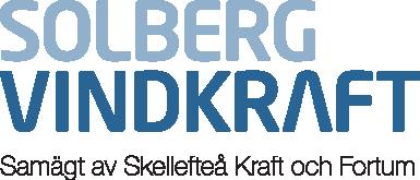 Solberg vindkraft logo