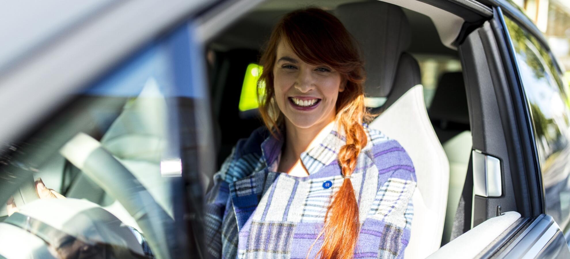 Elbilsladdning med Charge & Drive | Kundcase | Fortum®