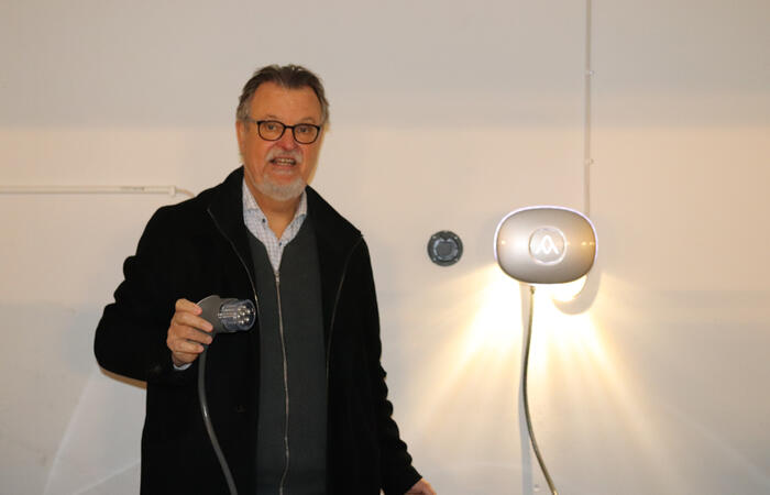 Hans Jonsson, styresmedlem i BRF Söderkisen